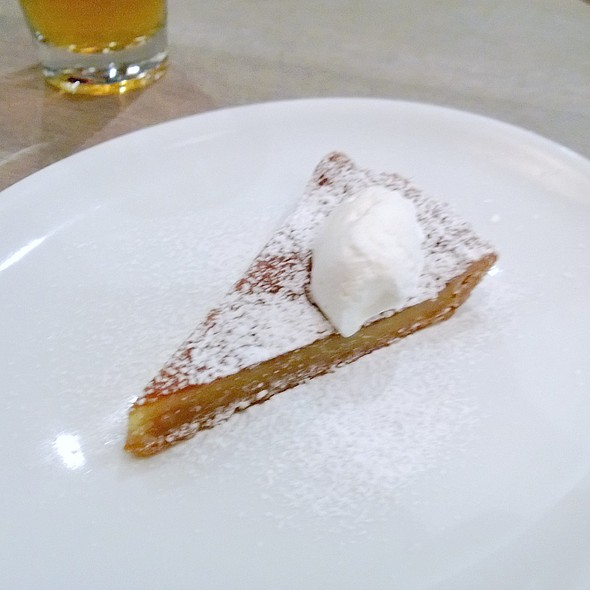 Crack Pie @ Momofuku Daisho
