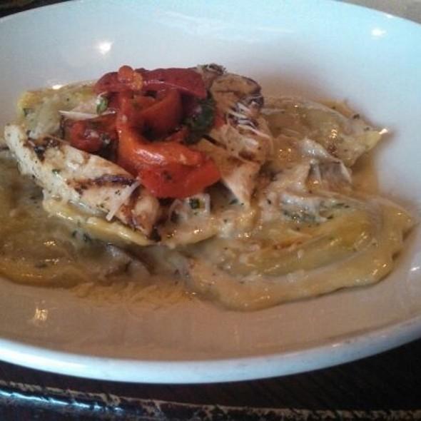 Wild Mushroom Ravioli - Joe Theismann's Restaurant, Alexandria, VA