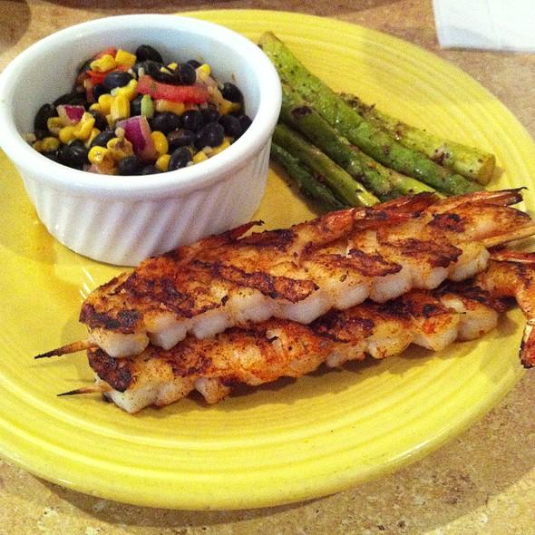 Grilled Shrimp @ Fishook Grille