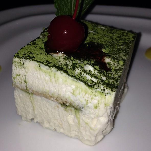Green Tea Tiramisu @ HaChi