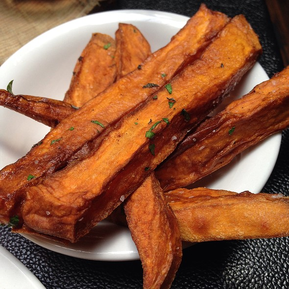 Pit Roasted Sweet Potatoes - Hillbilly Tea, Louisville, KY