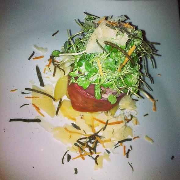 Ceasar Salad With Prosciutto - Paloma Mexican Haute Cuisine, Philadelphia, PA