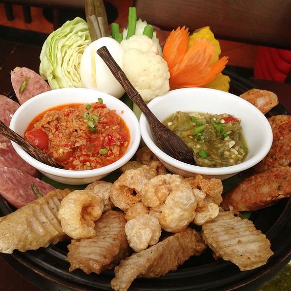 Khun-Tok (An Assortment Of Northern Thai Foods) @ The View Bar & Restaurant