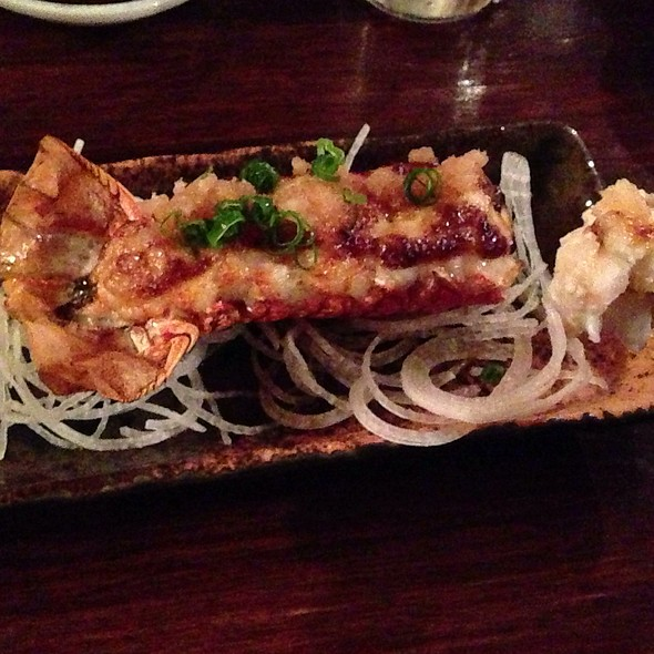 South African Lobster Tail - Kona Kai Sushi, Honolulu, HI