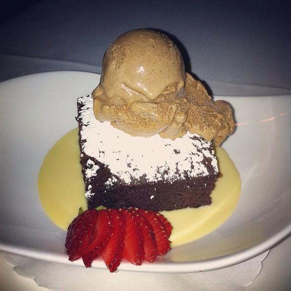 Mexican Chocolate Brownie - Paloma Mexican Haute Cuisine, Philadelphia, PA