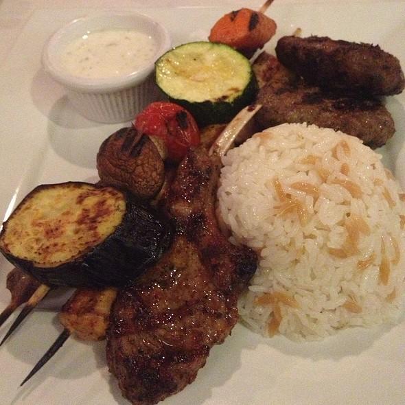 Anatolia turkish restaurant menu nashville tn for Anatolia turkish cuisine