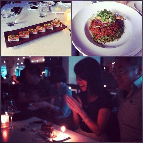 Happy Early 21st Birthday @esdoubleu  @ Minami Restaurant