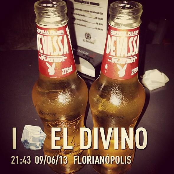 Double Beer til 22h!!!! @instaplacemobi ópolis @ El Divino