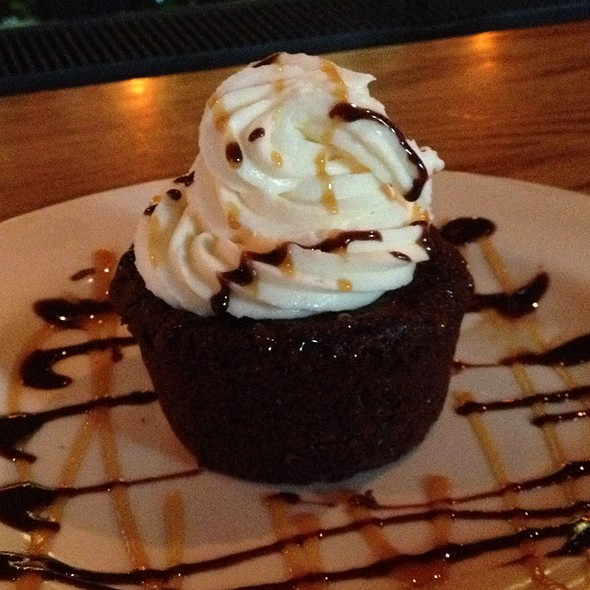 Chocolate Stout Cupcake - Rock Bottom Brewery Restaurant - Orchards, Westminster, CO