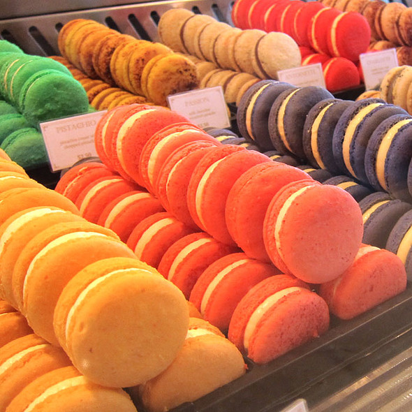 Macarons @ Antoinette, Orchard Road