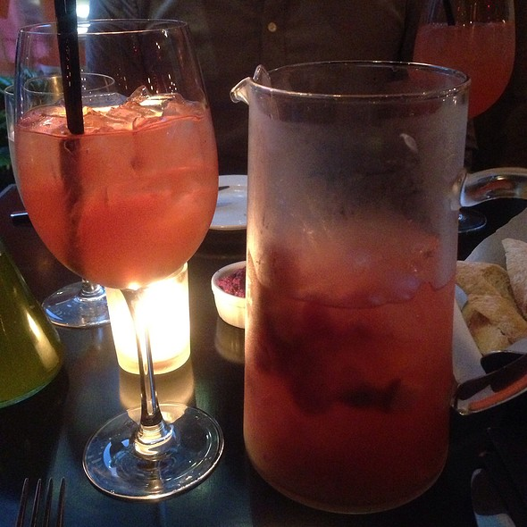 Rose Sangria - Thalia, New York, NY