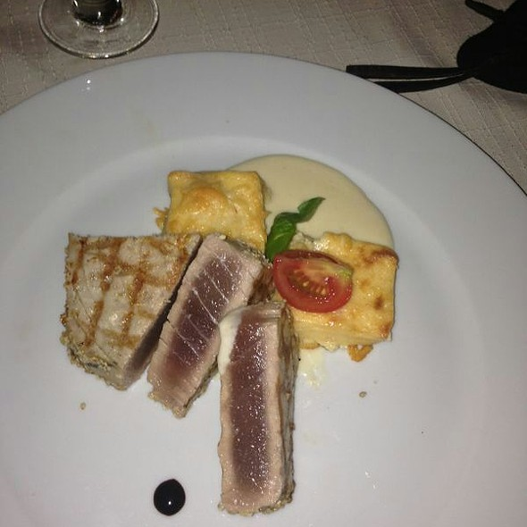 Thuna Steak