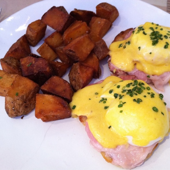 Eggs Benedict @ ABC Kitchen