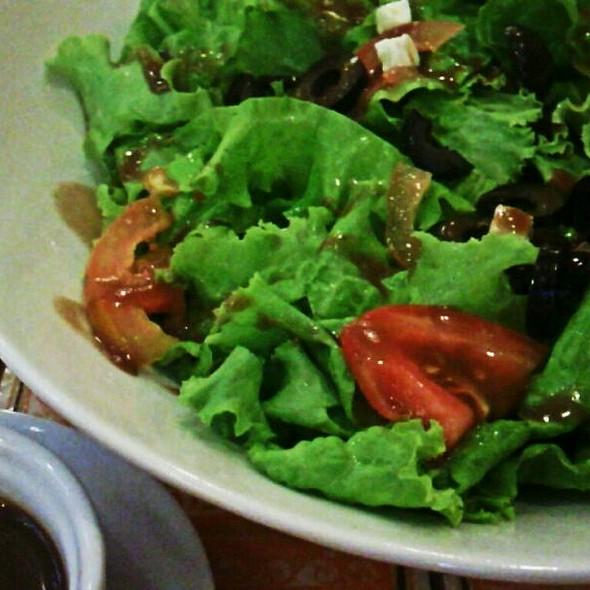 Greek Salad @ Si Christina