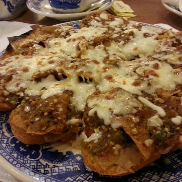 Sanborns galer as menu quer taro qro foodspotting for Menu de sanborns