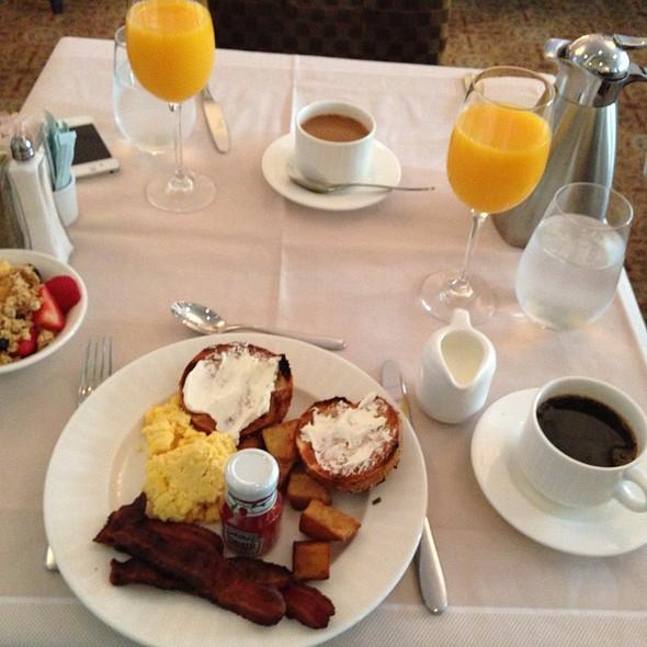 Breakfast Buffet @ The Fairmont Washington, D.C.