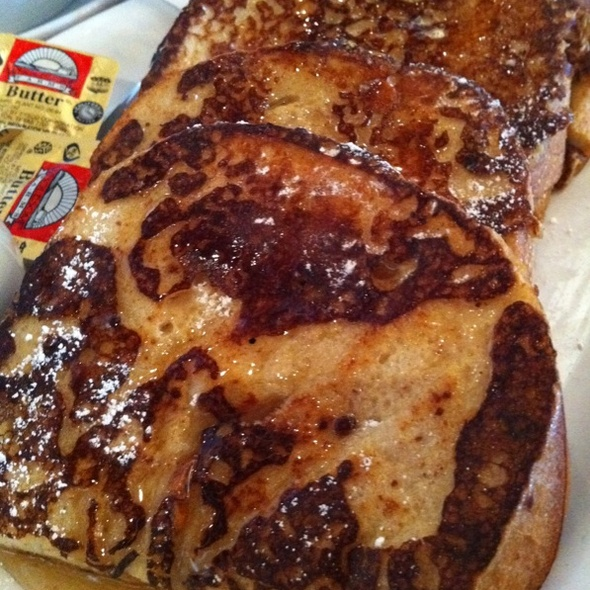 French Toast @ Literati Cafe
