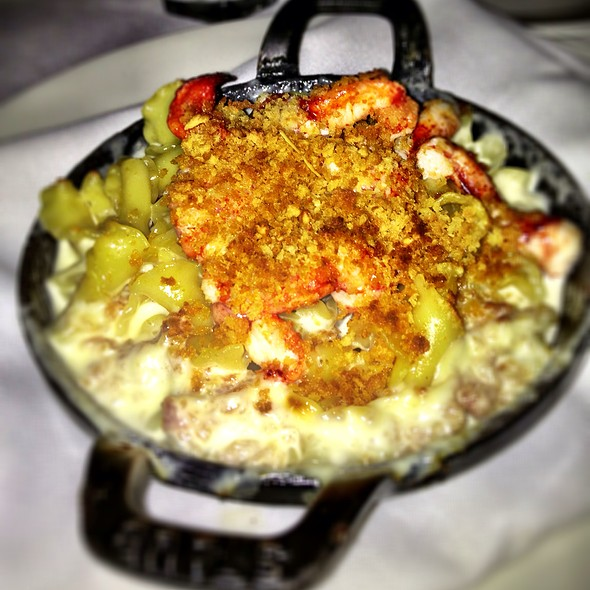 Lobster Mac'n Cheese - The Capital Grille - Naples, Naples, FL
