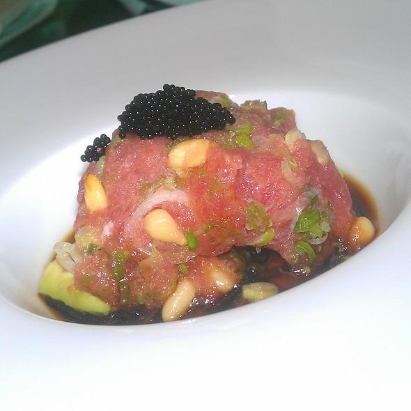 Tuna Tartare @ Hajime Japanese Restaurant