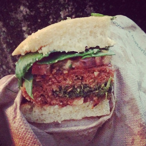 4Th Generation Vegan Burger @ Boca Burger Battle 2013