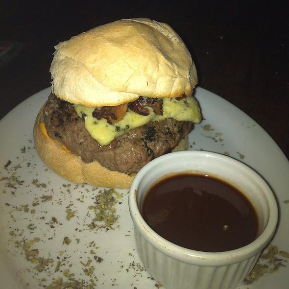 Burger Desconstruído @ Restaurante Floresta Gourmet