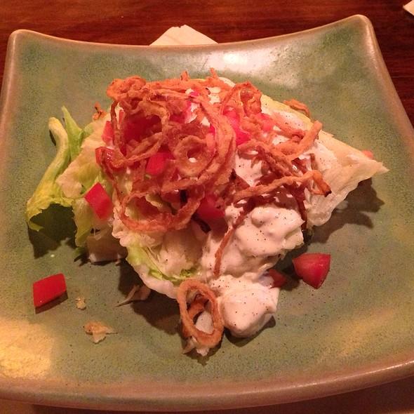 Iceberg Wedge Salad - North Star Restaurant, Pound Ridge, NY