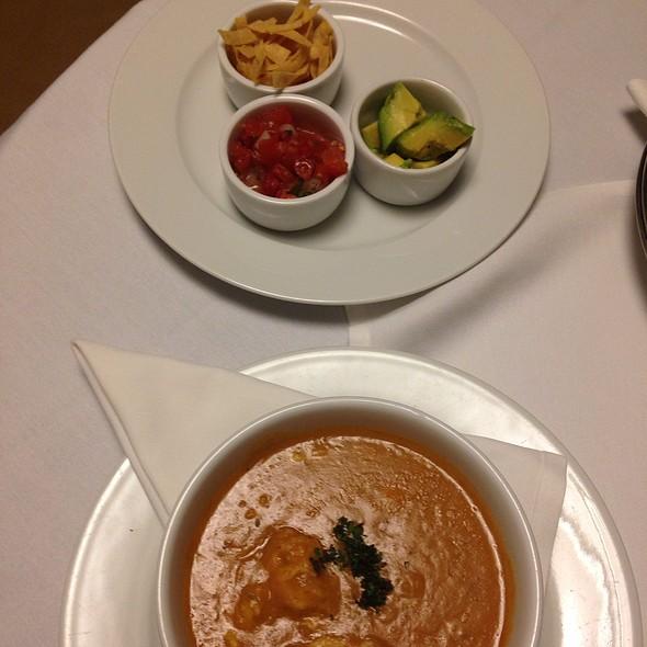 Chicken Tortilla Soup - Tusca - Hyatt Regency Orange County, Garden Grove, CA
