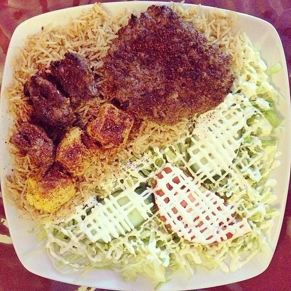 Dinner in the burbs @aryanaresto @ Aryana