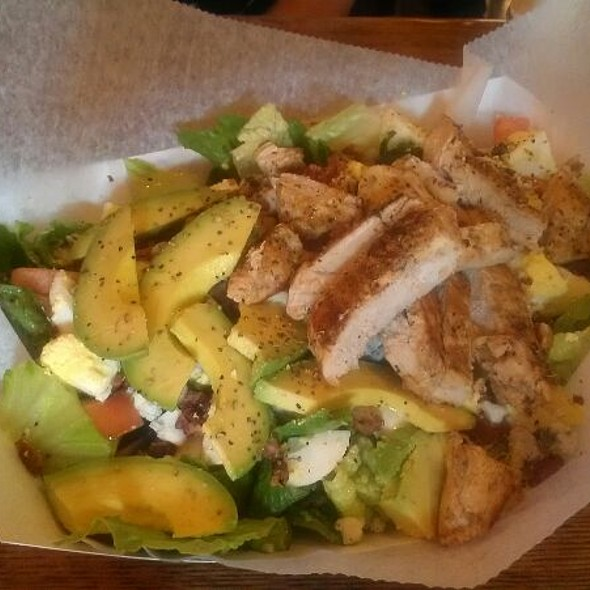 Cobb Salad @ BuffaLouie's