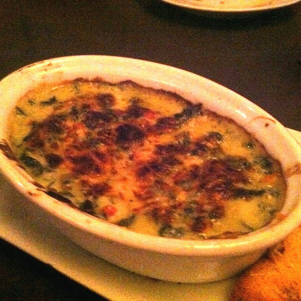 Artichoke And Crab Dip - Kaiser Grille - Palm Springs, Palm Springs, CA