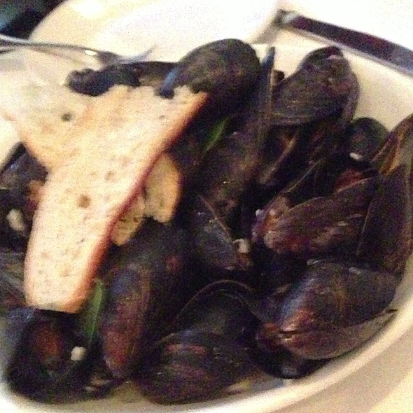 Mussels - Bistro Campagne, Chicago, IL