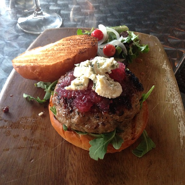 Lamb Burger - Open Kitchen, Falls Church, VA