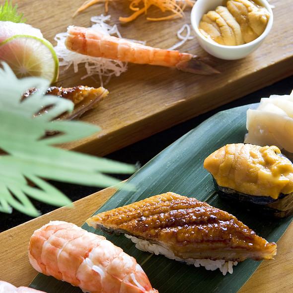 Assorted Sushi Platter @ Wasabi by Morimoto