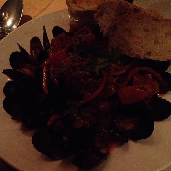 Penn Cove Mussels - Ten Mercer, Seattle, WA