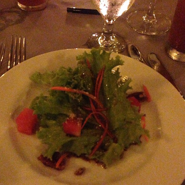 Vinegrette Salad @ De Los Picos