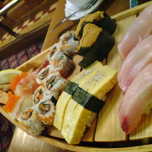 Nigiri Sushi @ Kyora Japanese Restaurant