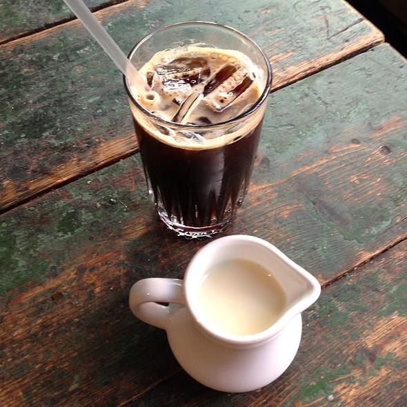 Iced Organic Espresso