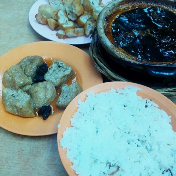 Dry Chilli Bak Kut Teh @ Mungo Jerry Restaurant