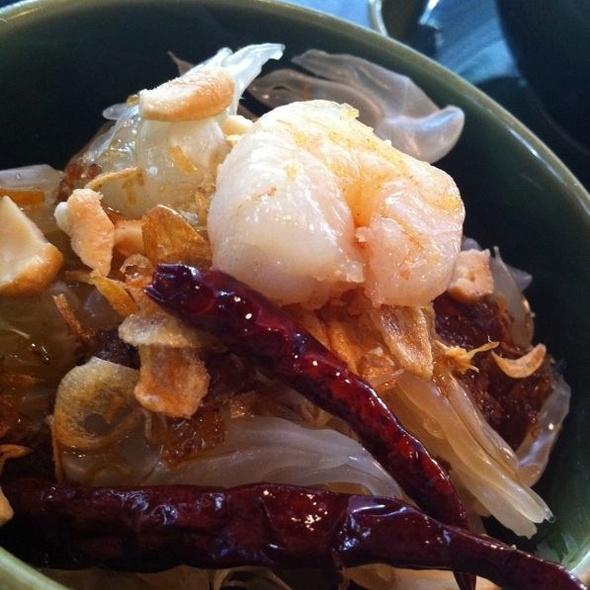 Pomelo Salad @ Nara  - The Eight, Thonglor