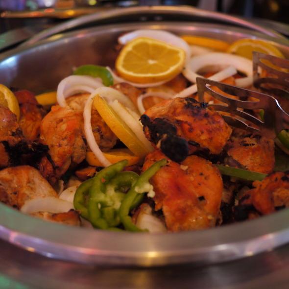 Tandoori Chicken - Sakoon, Mountain View, CA