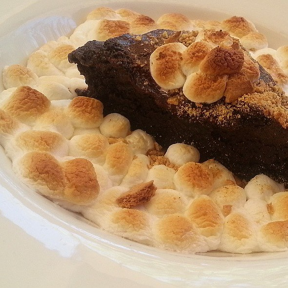 Smores Brownie. Awesome! @ Public House
