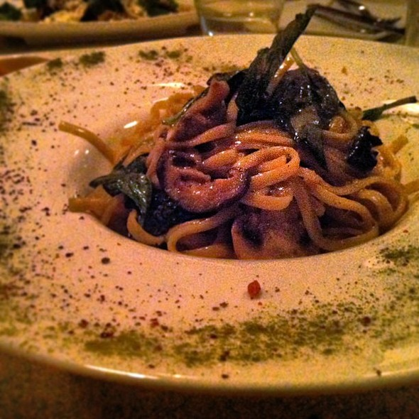 Green Curry Linguine @ The Toucan And The Lion