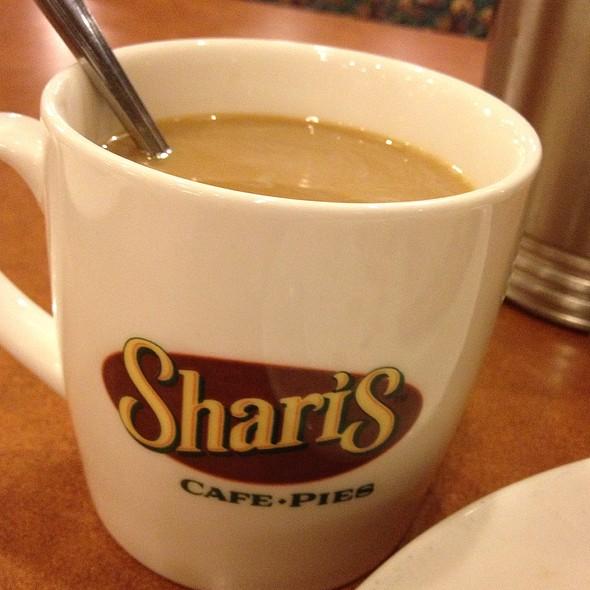 Coffee @ Sharis's