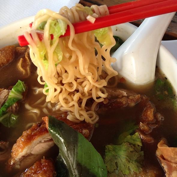 Mi Vit Soup @ Hanoi Bistro
