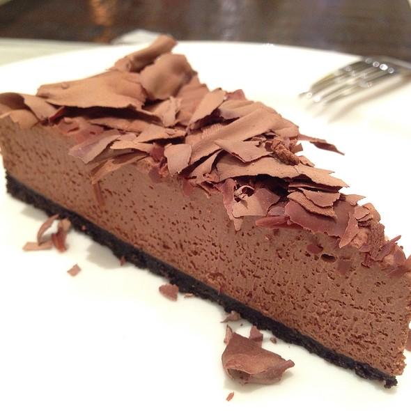 Guiltless Chocolate Cake Coffee Bean