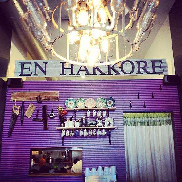 Neat spot @ En Hakkore