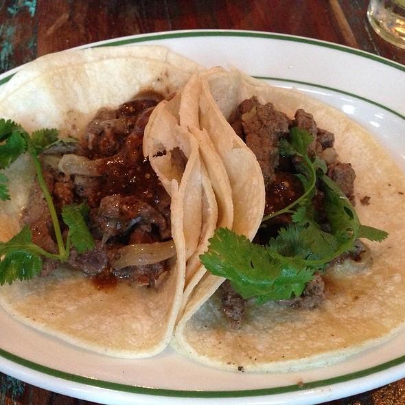 Bistec Tacos