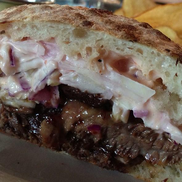 Short rib sandwich - The Six - Studio City, Studio City, CA