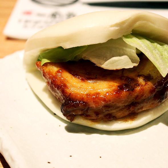 Pork Bun @ Ippudo Sydney