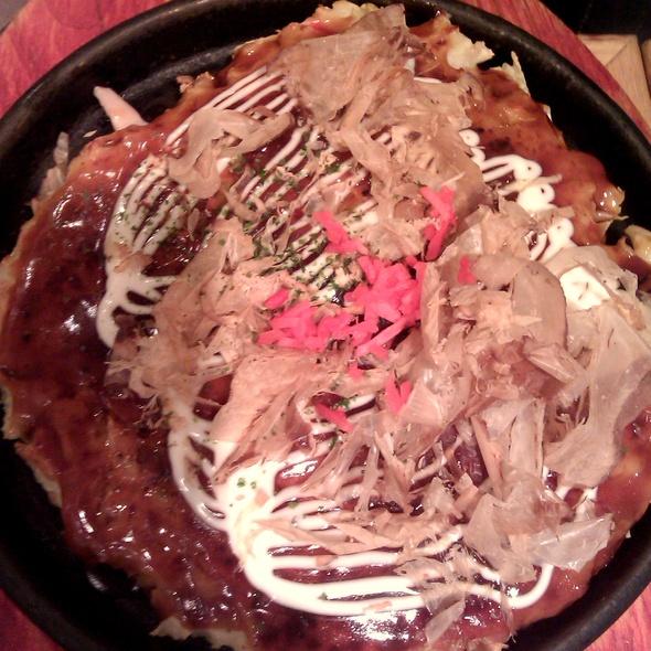 Okonomiyaki @ Aki